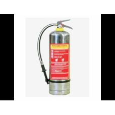 Πυροσβεστήρας ξηράς κόνεως 6Kg ABC40% δοχείο INOX