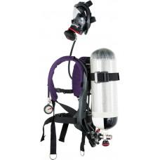 Αυτόνομη Αναπνευστική συσκευή 6lt με φιάλη ανθρακονημάτων