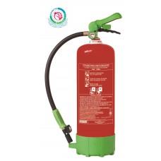 Πυροσβεστήρας οικολογικού αφρού (1,5%) 6lt (21A-233B) CE/EN3