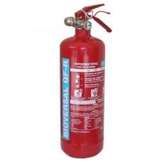 Πυροσβεστήρας BIOVERSAL 2lt (5A-89B-40F) CE/EN3