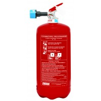 Πυροσβεστήρας υδρονέφωσης νερού 2lt (5A-25F) CE/EN3