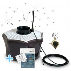 Παγίδα κουνουπιών MOSQUITAIRE CO2 με φιάλη 10Kg