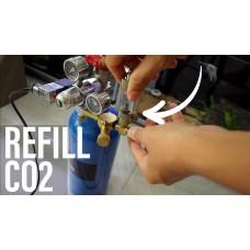 Αναγόμωση φιάλης CO2 - 2 κιλών