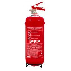 Πυροσβεστήρας ξηράς κόνεως 3Kg ABC40% (13A-55B-C) CE/EN3