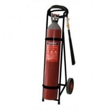 Πυροσβεστήρας διοξειδίου του άνθρακα 30Kg τροχήλατος